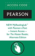 NEW MyReadingLab™  with Pearson eText -- Instant Access -- for The Master Reader, Alternate Edition (Myreadinglab (Access Codes))