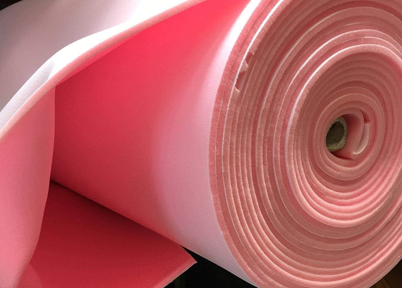Challenge the lowest price luvfabrics Pink Foam 2021 autumn and winter new Upholstery Sew 1 W Padding Scrim B Craft 4