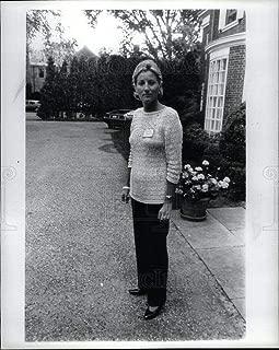 Historic Images - 1984 Vintage Press Photo Nicole Peter Stroh - DFPD65795