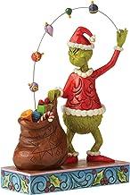 Enesco Grinch by Jim Shore Grinch Juggling Into Bag Figurine