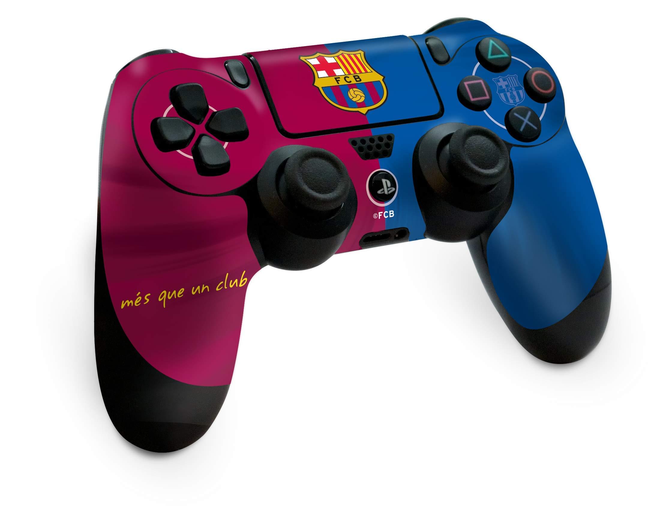 inToro FC Barcelona Carcasa para Mando de Playstation 4: Amazon.es: Videojuegos