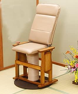 たち上がり補助椅子 ハイタイプ DX 回転 標準体重用