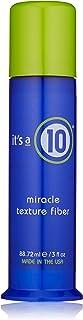 It's a 10 Haircare Miracle Texture Fiber, 3.4 fl. oz.
