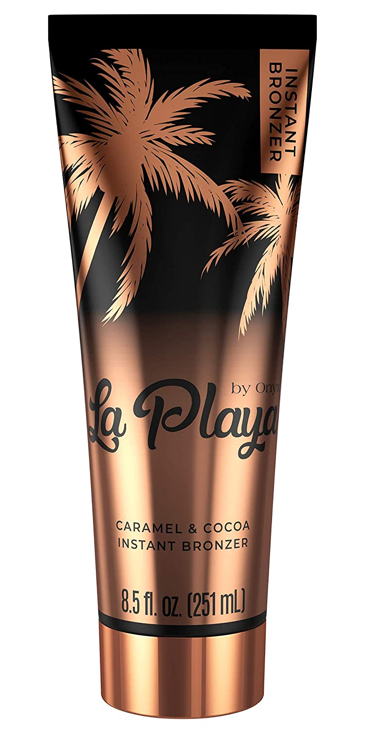 Onyx La Max 45% OFF Playa Dallas Mall - Instant Lotion Tanner Sunless Natur Browning