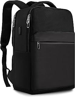 """SONAMBULO Sac à Dos Homme Sac à Dos Ordinateur Portable 15,6"""" Imperméable avec USB Charging Port Sac a Dos PC Portable pou..."""