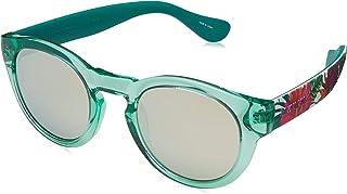 Verde Green Yellow//Brown Adulto PARATY//M Z9 QPN 50 Occhiali da sole Havaianas Unisex