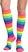 Best neon rainbow socks Reviews