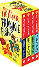 Frankie Fish's Epic Adventures (4-Book Slipcase)