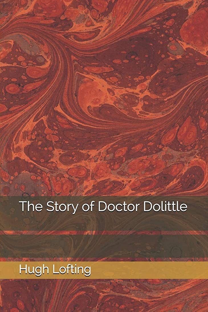 記念日最も資源The Story of Doctor Dolittle