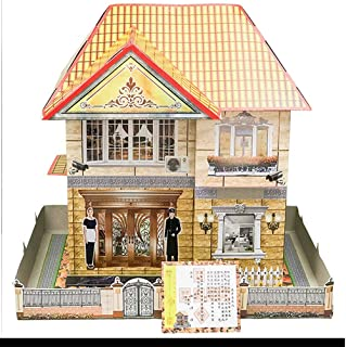 Best chinese burning paper houses Reviews