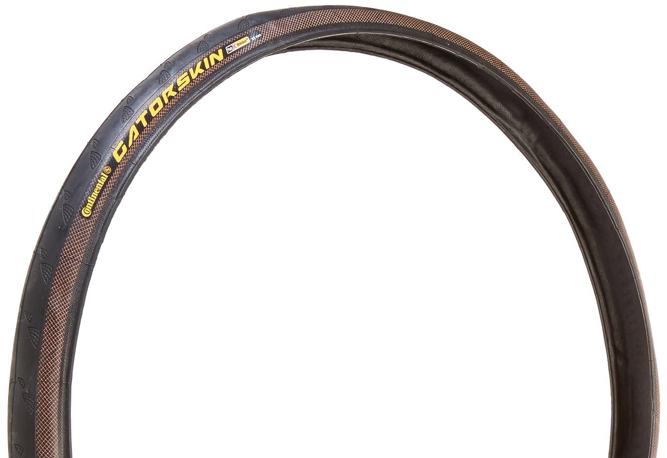 Continental Gatorskin Bike Tire - DuraSkin Puncture & Sidewall Protection, Road Bike Replacement Tire (23c, 25c, 28c, 32c)