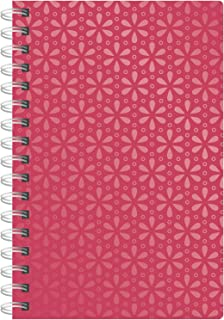 """Mead Daily Agenda Planner, Undated, 8-1/2"""" x 5-1/2"""", Caprice, Color Selected For You May Vary (TLD39610)"""