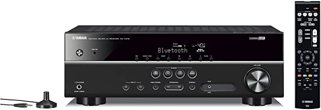 Yamaha RX-V379BL 5.1-Channel A/V Receiver with Bluetooth
