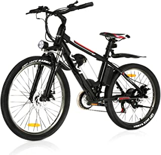Vivi Electric Bike Electric Mountain Bike 26