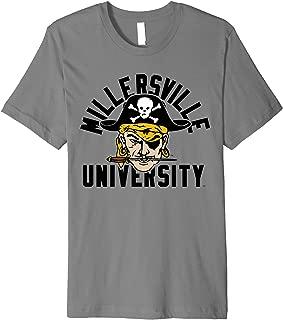 Millersville University NCAA Short Sleeve T-Shirt MVC0A2L