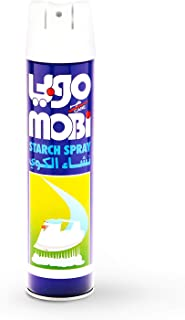 Mobi Starch Spray, 500 ml- Pack of 1