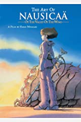 The Art of Nausicaä of the Valley of the Wind Hardcover