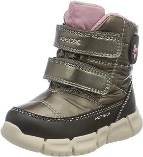 Geox Dziewczynka B Flexyper Girl B Ab Snow Boot