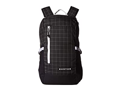Burton Prospect 2.0 Backpack (True Black Oversized Ripstop) Backpack Bags