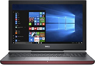 Dell Inspiron 15 7567 Laptop: Core i5-7300HQ, 256GB SSD, 8GB RAM, GTX 1050Ti, 15.6inch..