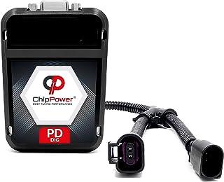 ChipPower Chiptuning PDd für A3 (8P) 1.9 TDI 77 kW 105 PS 2003 2008 Leistung Chip Tuning Box Mehr Leistung Performance Diesel