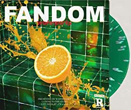 FANDOM - Exclusive Limited Edition Green With White Splatter Colored Vinyl LP #/300