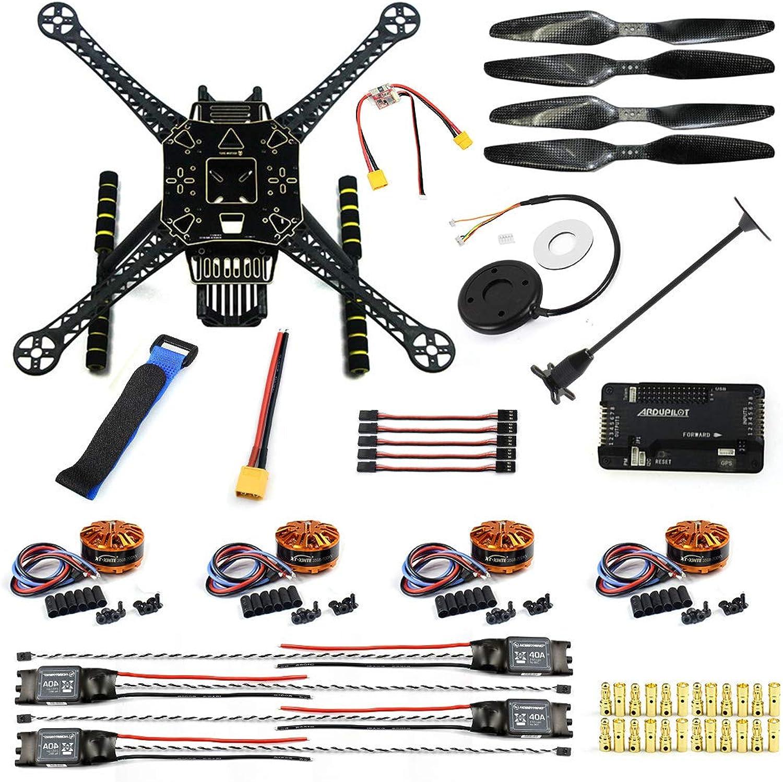 CS PRIORITY DIY GPS Drone Racer APM 2 8 2 8 2 8 Flight