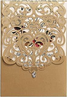 wedding invitation pouches