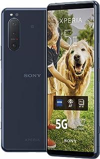 "Sony XPERIA 5 II 5G XQAS52L.EEAC Smartphone (6.1"" 8 GB RAM 128 GB Android 10.0) Blå"