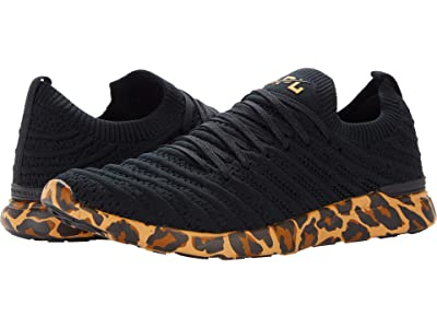 Athletic Propulsion Labs (APL) Techloom Wave (Black/Leopard) Women