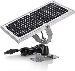 cheap solar panel batteries