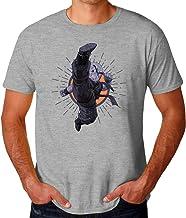 Krillin Angry | Dragon Ball | Osom DBZ | Popular Manga | Anime Series | Cool T Shirt | Nice To | Super | Hero Power | Like A Camiseta para Hombres