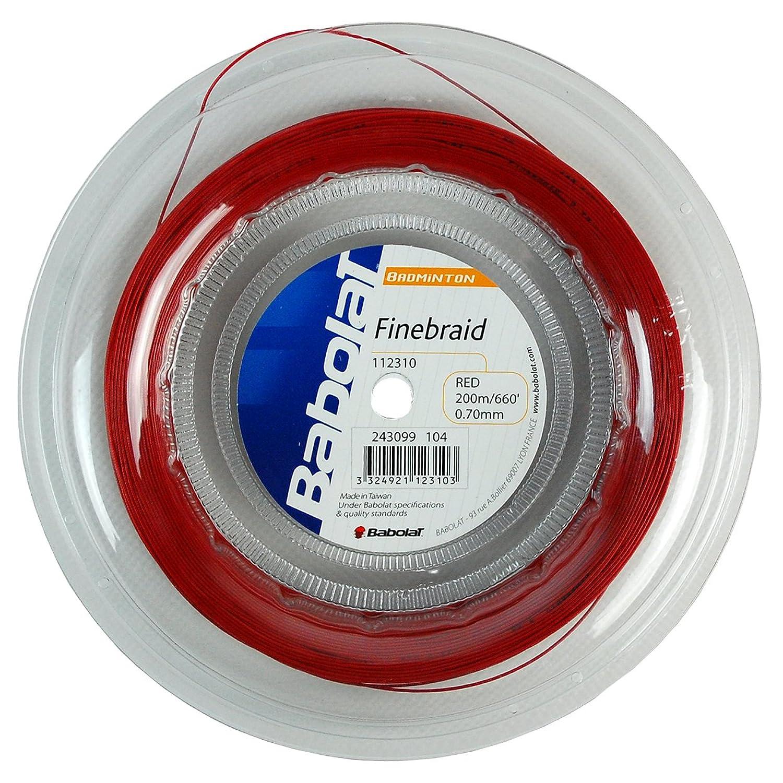 BabolaT「FINEBRAID II 070200mロール BA243099」バドミントンストリング