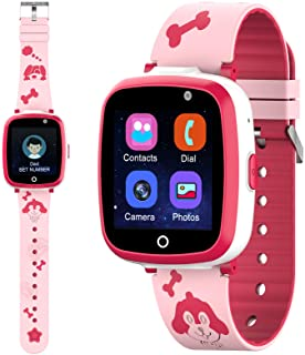 Etpark Smartwatch per Bambini, Kids Smart Watch Orologio Intelligente per Bambini che Supporta Telefoni, Giochi e Lettori ...