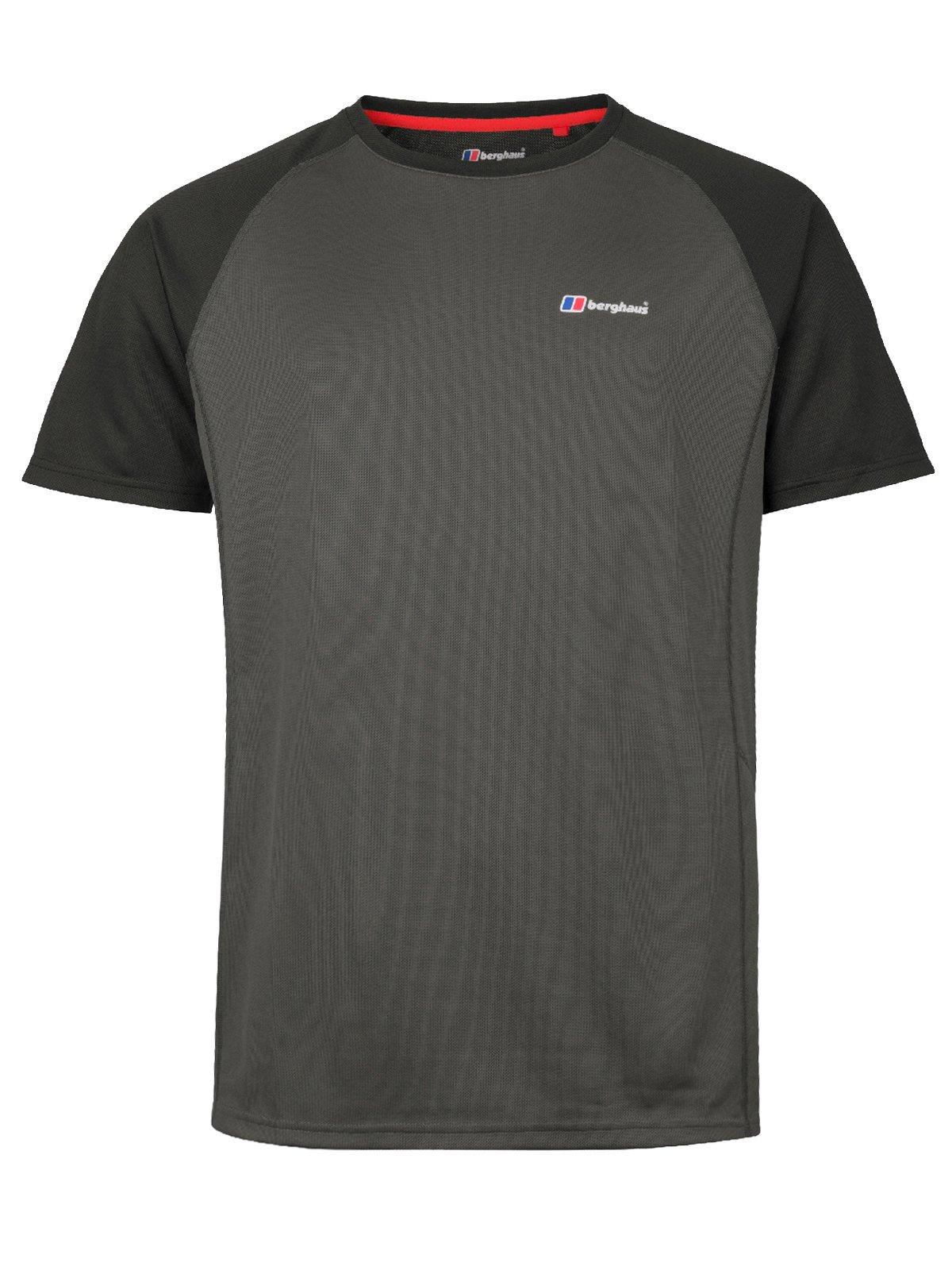 Berghaus Mens Explorer Tech Short Sleeve T-Shirt