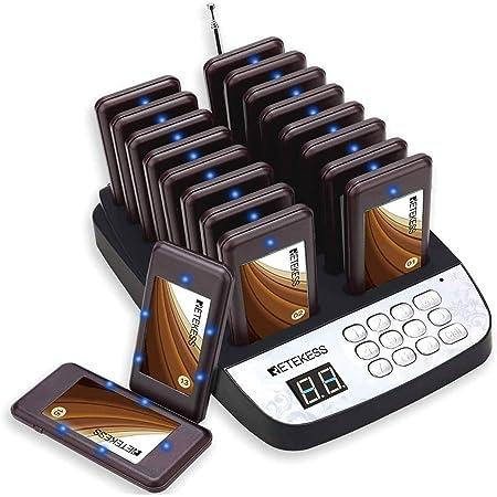 Retekess T113 Drahtloses Rufsystem Pager System Elektronik