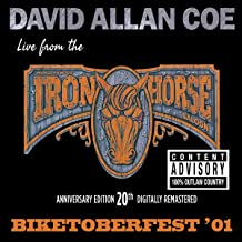 Biketoberfest '01: Live From The Iron Horse Saloon (20Th Anniversary Edition)