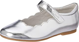 Clarks Girls' Audrey SNR Trainers