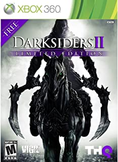 Darksiders II Limited Edition - Xbox 360