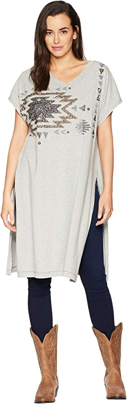 Weaver Reflection Tunic
