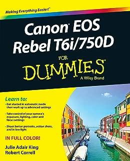 Best eos 750d manual Reviews
