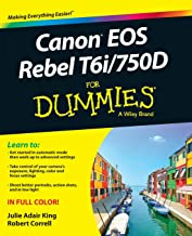 Best canon 750d for dummies Reviews