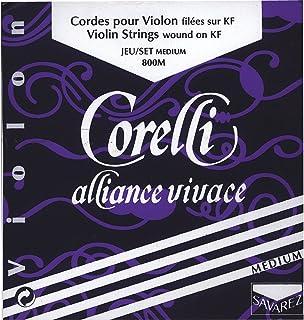 Corelli Alliance-Vivace Violin Strings Set 4/4 Size