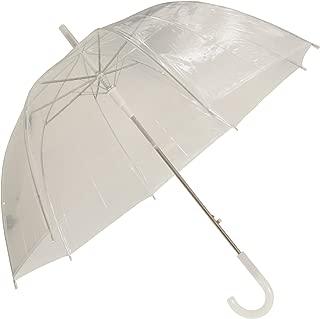 X-brella Womens/Ladies Crystal Clear Umbrella (UK Size: 58.5cm) (Crystal Clear)