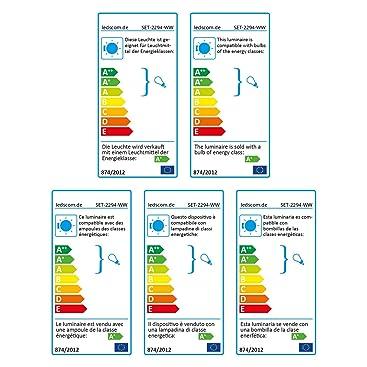 Sol-encastré bofu pour Extérieur Pivotant en Acier Inoxydable Rond ip67 150 mm Ø Incl.
