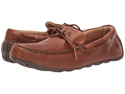 Sperry Hampden 1-Eye Driver (Tan) Men