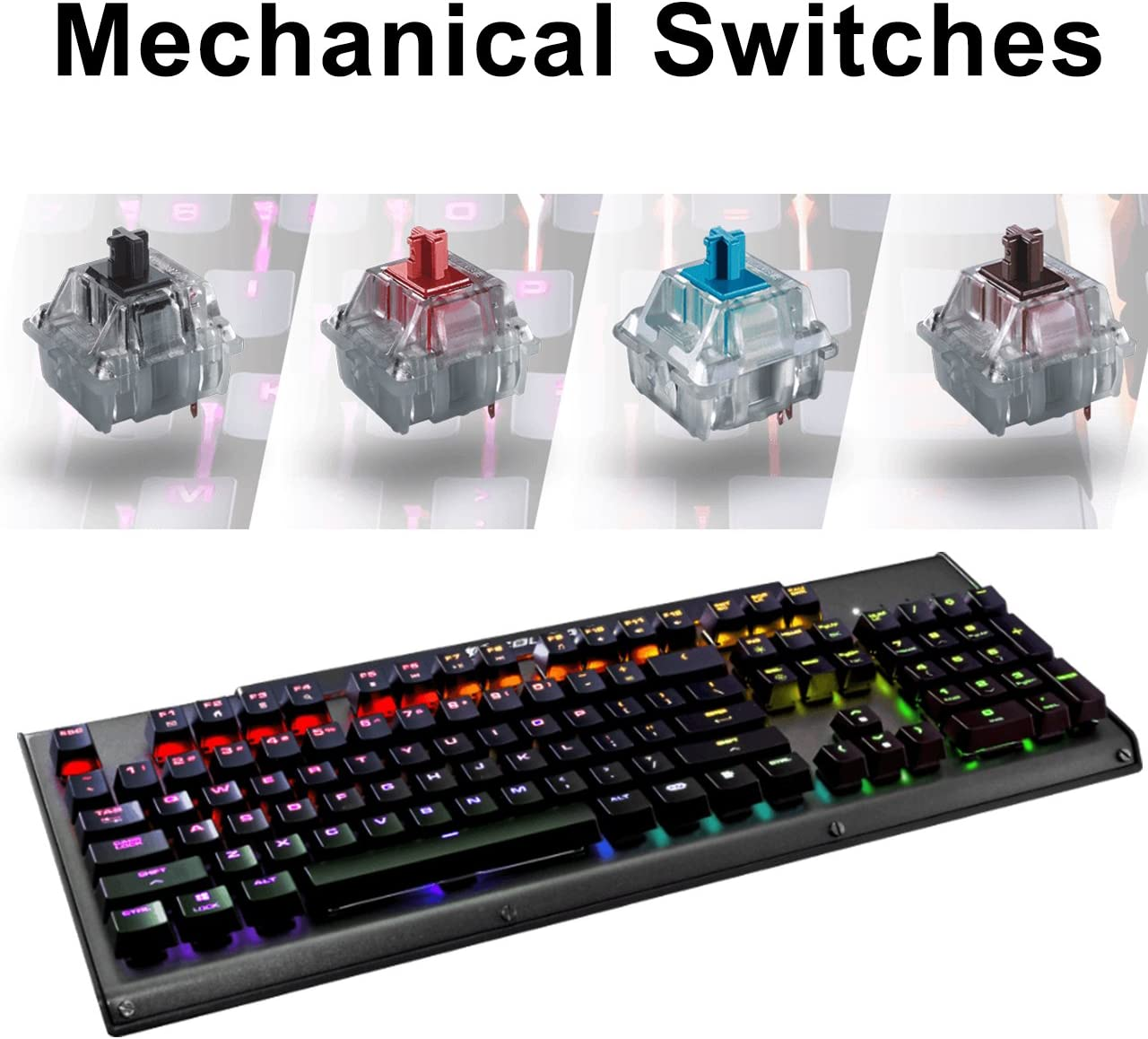 Cougar ULTIMUS RGB3 Mechanical Gaming Keyboard (Blue Switches) RGB Blue Switches