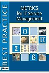 Metrics for IT Service Management Paperback