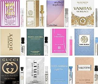 Sampler Lot of Designer Fragrance Samples for Women