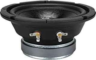 "6.5"" Car Audio Speaker Midrange - 300 Watt High Power Sealed Back Mid Range Speakers System w/ Paper Coating Cone, 200-5 k... photo"